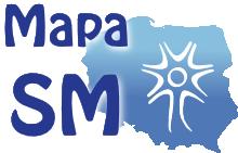 logo Mapa SM - lista miejsc oferujących pomoc